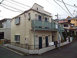 Apple House三ツ沢南町[204号室]の外観