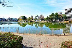 プレアール駒川III[3階]の外観