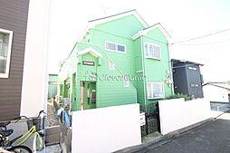 神奈川県相模原市南区上鶴間2丁目の賃貸マンションの外観