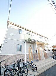 東京都世田谷区船橋5丁目の賃貸アパートの外観