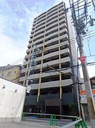 ブリリアント大阪西[4階]の外観