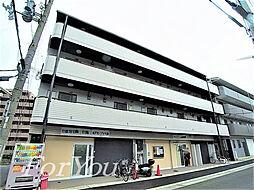 兵庫県神戸市灘区福住通1丁目の賃貸マンションの外観
