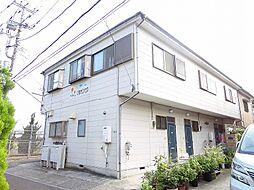 [テラスハウス] 神奈川県横須賀市久比里2丁目 の賃貸【/】の外観