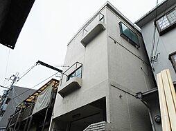コーポ平良[2階]の外観