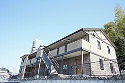 福岡県北九州市小倉南区徳力5丁目の賃貸アパートの外観