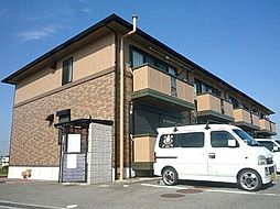 大阪府羽曳野市伊賀1丁目の賃貸マンションの外観
