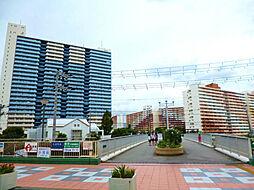 武庫川団地(UR)32号棟[601号室]の外観