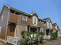 徳島県徳島市国府町中の賃貸アパートの外観