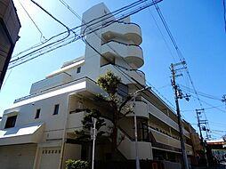 ファミリーコーポ阿倍野[2階]の外観