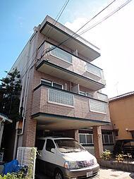 パステル椥辻[3階]の外観