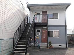愛知県名古屋市中村区川前町の賃貸アパートの外観
