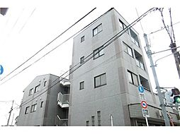 東京都大田区久が原4丁目の賃貸マンションの外観