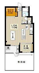 大倉山駅 9.6万円