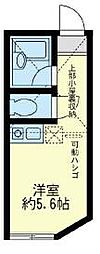 追浜エル・カプリーチョ[1階]の間取り