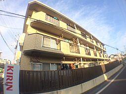 千葉県柏市東2丁目の賃貸マンションの外観