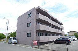 長野県長野市稲里町中央3丁目の賃貸マンションの外観