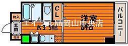 エスぺランサ津島[1階]の間取り
