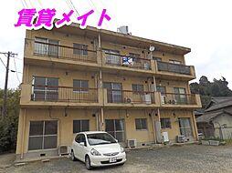 三重県四日市市山城町の賃貸マンションの外観