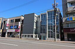 北海道札幌市北区麻生町4丁目の賃貸マンションの外観