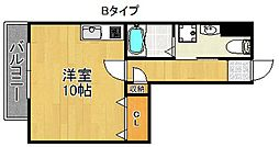 FDS Fiore[6階]の間取り