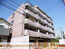 愛知県名古屋市南区汐田町の賃貸マンションの外観
