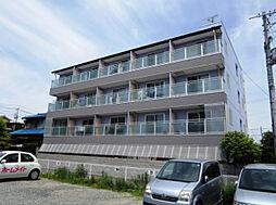 マンションOZ[4階]の外観