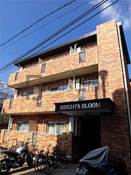 ハイツブルーム[2階]の外観