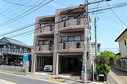 東京都三鷹市新川3丁目の賃貸マンションの外観