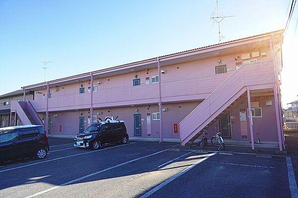 グランデール松本 2階の賃貸【群馬県 / 太田市】