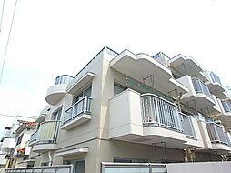 神奈川県相模原市南区新磯野の賃貸マンションの外観
