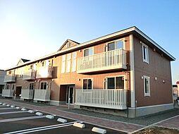 北海道札幌市豊平区月寒東五条16丁目の賃貸アパートの外観