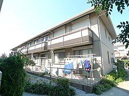 パルボナールI[1階]の外観