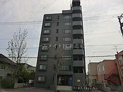 北海道札幌市東区北二十五条東5丁目の賃貸マンションの外観