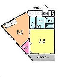 [一戸建] 静岡県浜松市東区植松町 の賃貸【/】の間取り