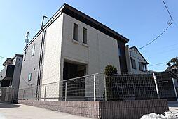 千葉県市川市本北方1丁目の賃貸アパートの外観