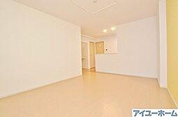 ミニヨン B棟[1階]の外観
