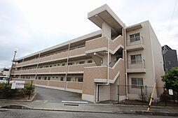 静岡県沼津市山王台の賃貸アパートの外観