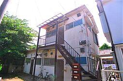 野口コーポ[1階]の外観