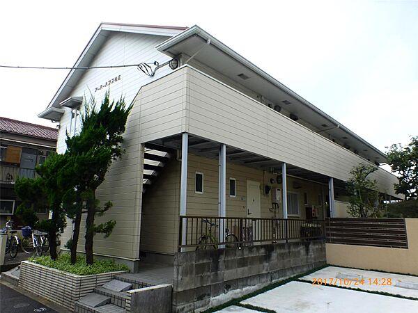 アーバーハウス松江 2階の賃貸【東京都 / 江戸川区】