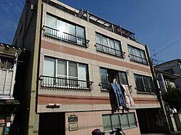 西粉浜マンション[402号室]の外観