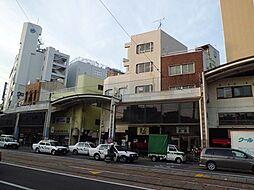長崎県長崎市浜町の賃貸マンションの外観