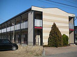 レオパレスSOLEIL横田[205号室]の外観