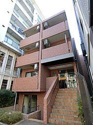 東京都北区赤羽3の賃貸マンションの外観