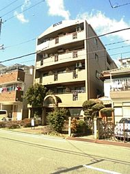 兵庫県尼崎市立花町3丁目の賃貸マンションの外観
