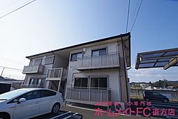 コーポ日栄 A棟[1階]の外観