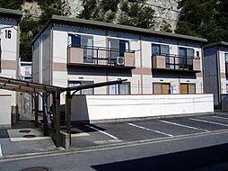 鹿隈リゾートタウン16[2階]の外観