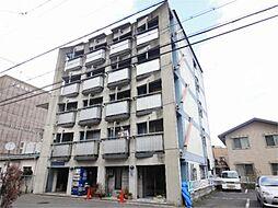 滋賀県大津市島の関の賃貸マンションの外観