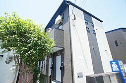 福岡県福岡市東区和白4丁目の賃貸アパートの外観