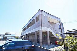 レインボーパレスI[2階]の外観