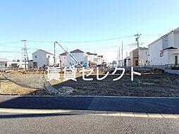 柏たなか新築工事C棟[102号室]の外観